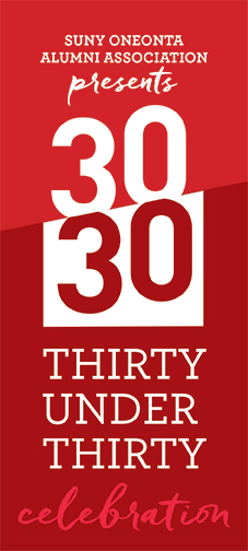 30 under 30 Join the celebration