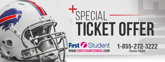 Buffalo Bills Ticket Offer