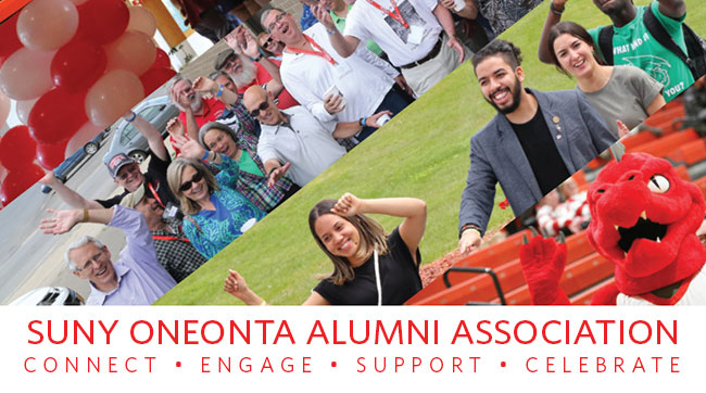 The SUNY Oneonta Alumni Association
