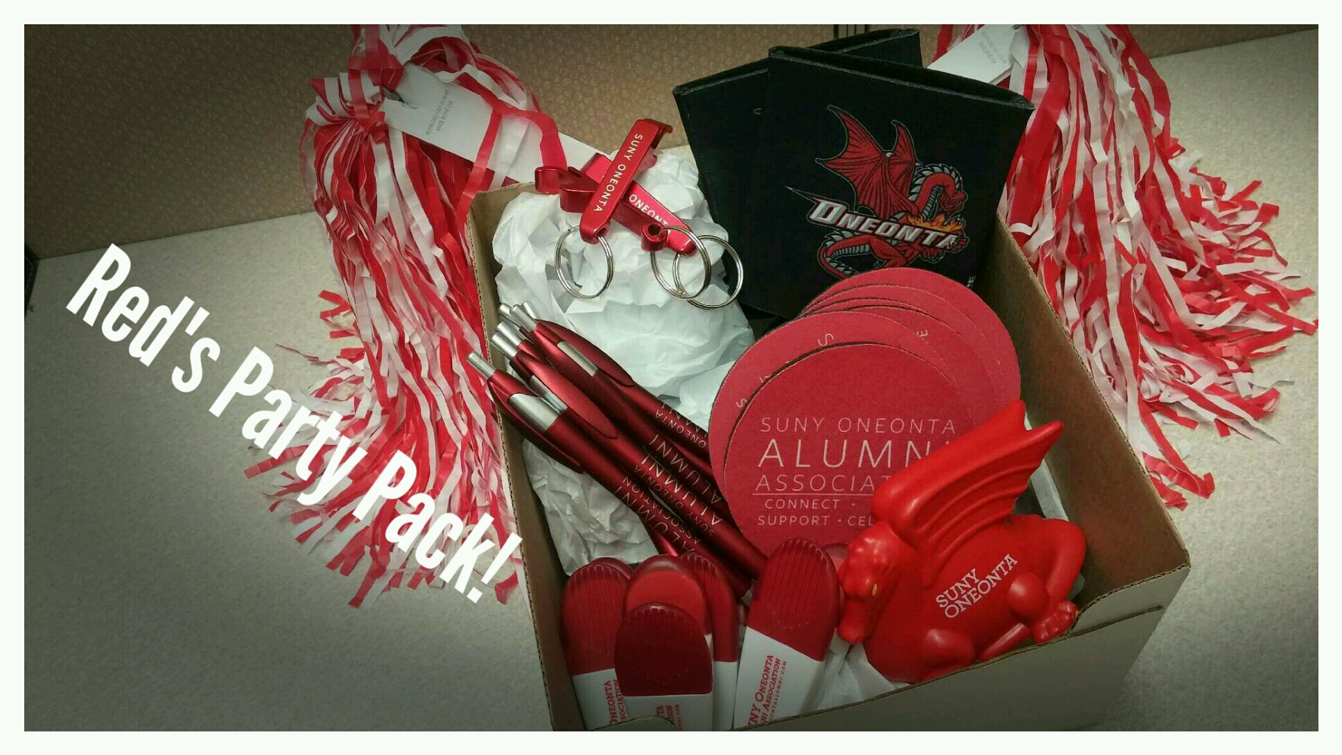 photo: Red's Party Pack